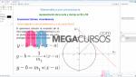 Ecuación general de la circunferencia. Parte B