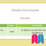 Proyecto práctico: buscador PHP