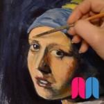 Retrato al óleo. Parte 2