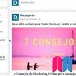 Creando la fan page de tu negocio en Facebook