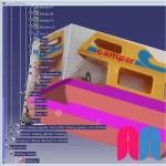Proyecto Camper. Estructura Proyecto