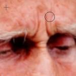 Técnica de retoque de retratos