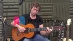 Construcción de arreglos para guitarra solista - Arreglo Yesterday. A