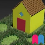 Pelo casa con Viewport Canvas