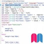 La sintaxis básica del Javascript. Parte 2