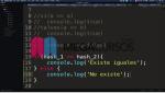 Programación Condiciones