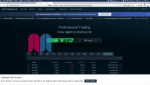 Plataforma Bitfinex. Introducción a Bitfinex. Parte A