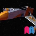 Introducción a rhinoceros - Proyecto nave espacial