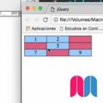 Programación con jQuery. Parte 2