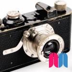 Modelado 3D 'Cámara de fotos antigua'