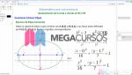 Ecuación general de la elipse