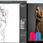 47 | Del modelo al dibujo