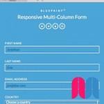 Crea formularios responsive complejos