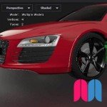 Proyecto coche Audi deportivo