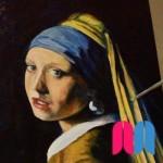 Retrato al óleo. Parte 3