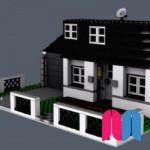 Introducción a rhinoceros - Proyecto casa de lego
