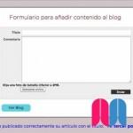 Creación de un blog desde cero. Parte 1