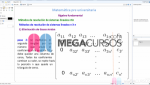 Resolución de sistemas de ecuaciones. Método de Gauss Jordán