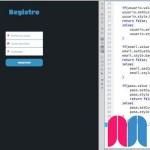 Utiliza Javascript para validar un formulario sencillo