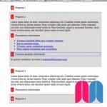 Etiquetas avanzadas HTML