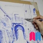 La composición del paisaje. Parte 3