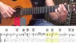 Construcción de arreglos para guitarra solista - Arreglo Yesterday. B